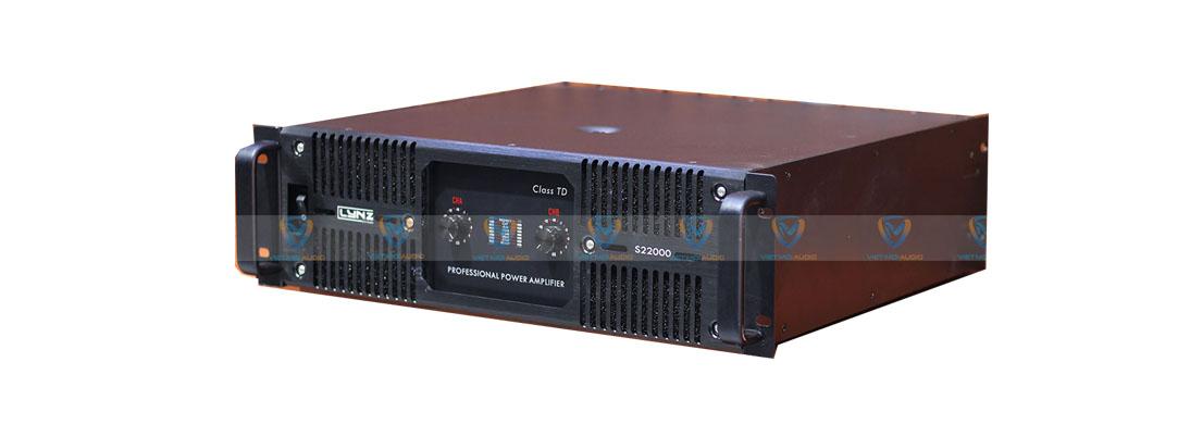 Cục đẩy công suất LYNZ-proaudio S22000